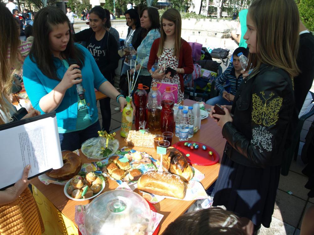 Великденски концерт и благотворителна изложба-базар