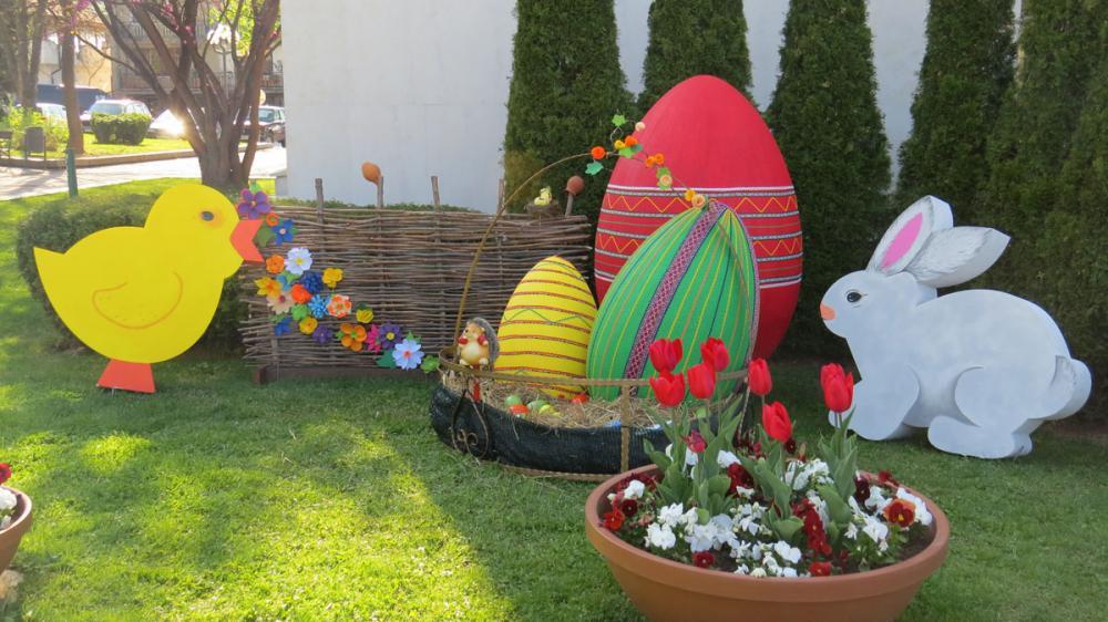 """Великденски базар и концерт на ансамбъл """"Пирин"""""""