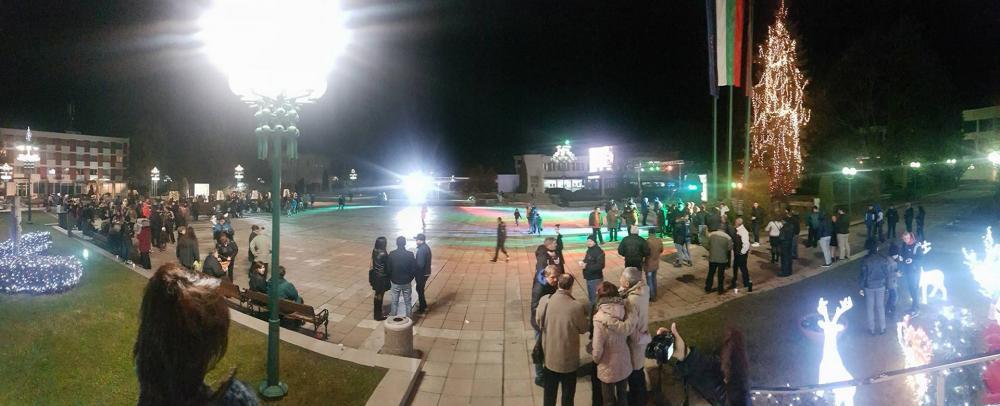 Посрещане на Новата 2018 година в Правец