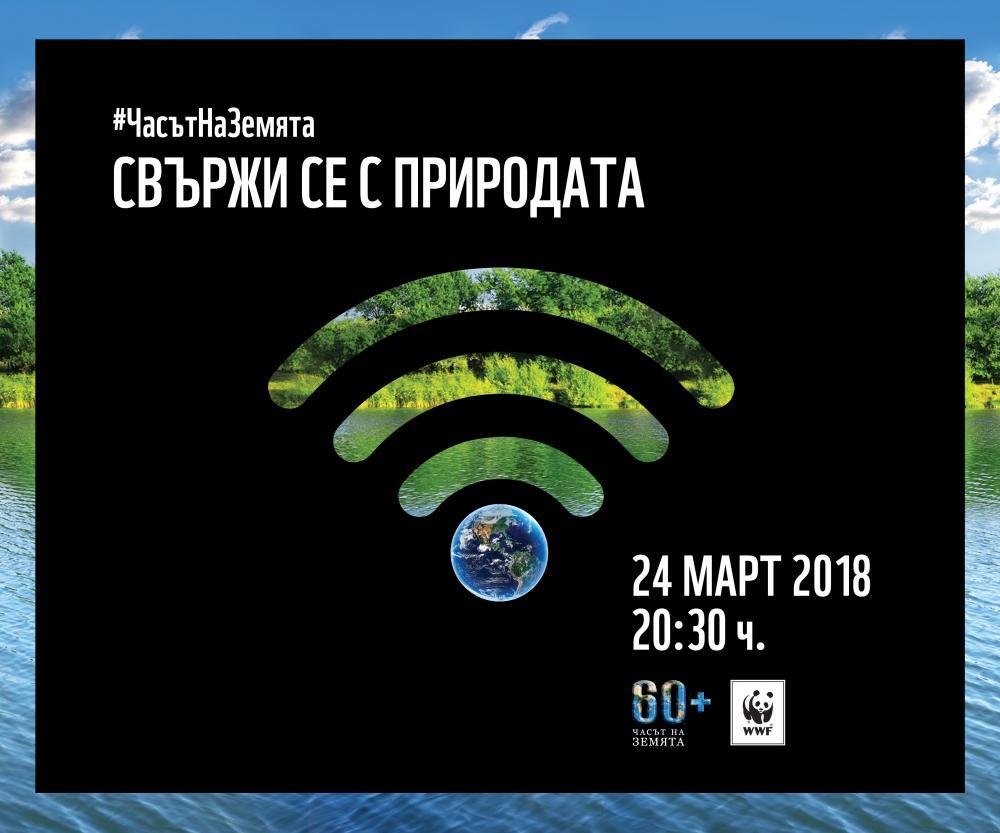 Община Правец се включва в световната инициатива часът на земята 2018